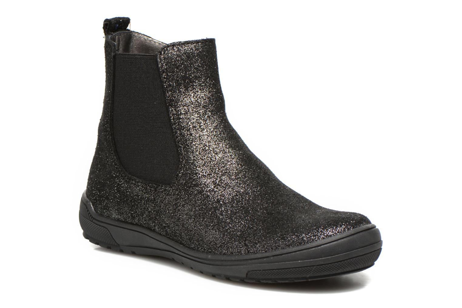 Ankle boots Bopy Snif Black detailed view/ Pair view