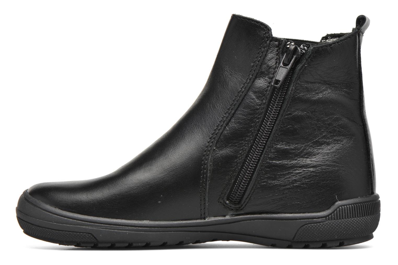 Bottines et boots Bopy Snif Noir vue face