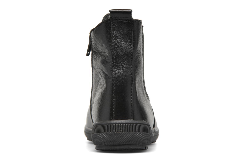 Bottines et boots Bopy Snif Noir vue droite