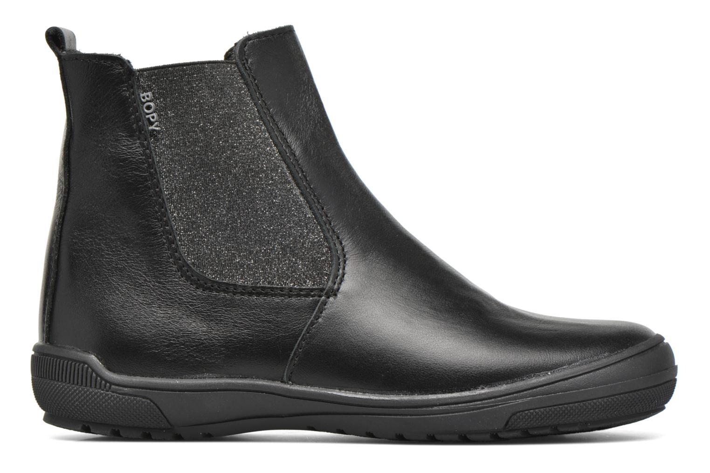 Stiefeletten & Boots Bopy Snif schwarz ansicht von hinten
