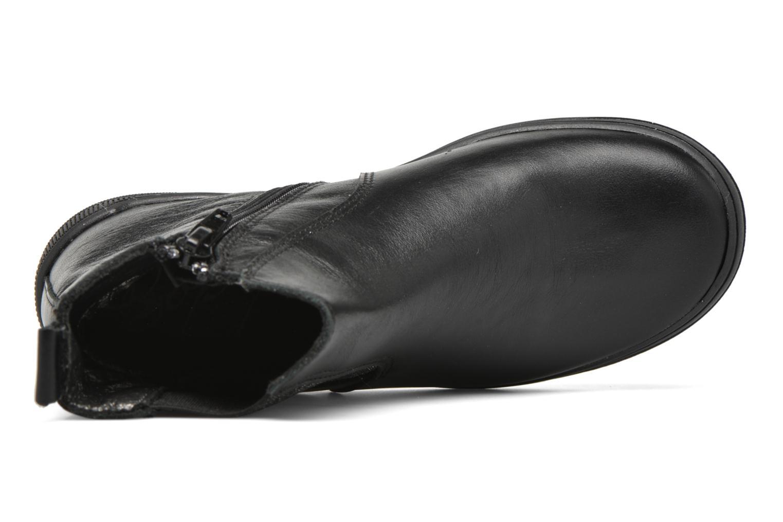 Bottines et boots Bopy Snif Noir vue gauche