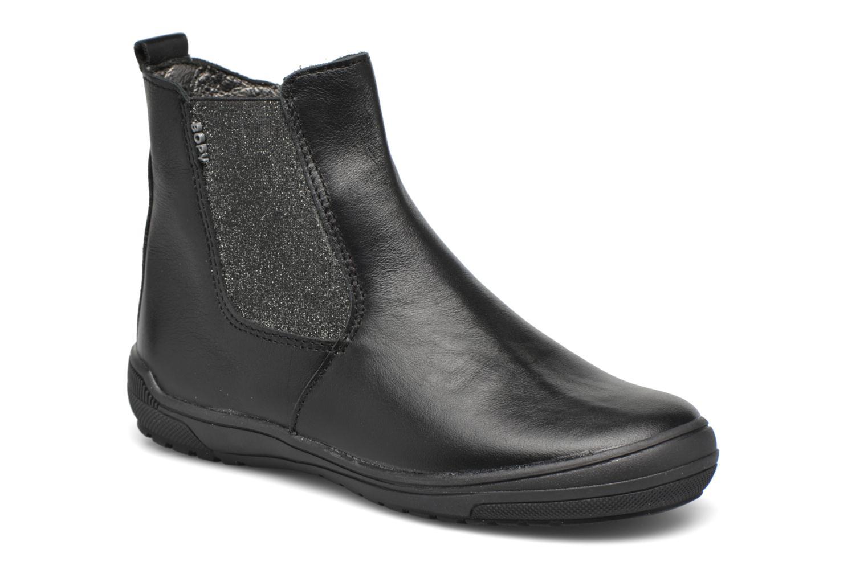 Bottines et boots Bopy Snif Noir vue détail/paire