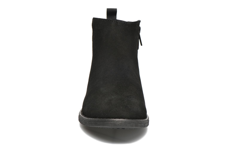 Bottines et boots Acebo's Olivia Noir vue portées chaussures