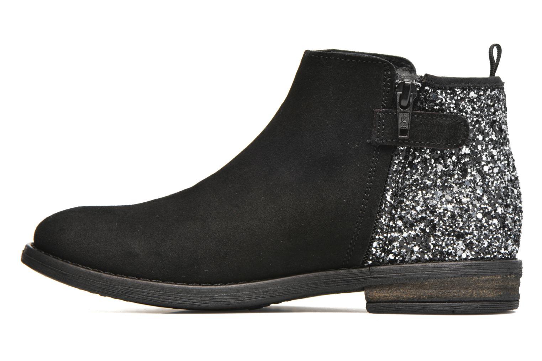 Bottines et boots Acebo's Olivia Noir vue face