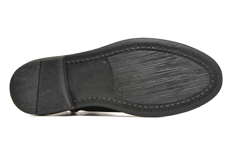 Bottines et boots Acebo's Olivia Noir vue haut
