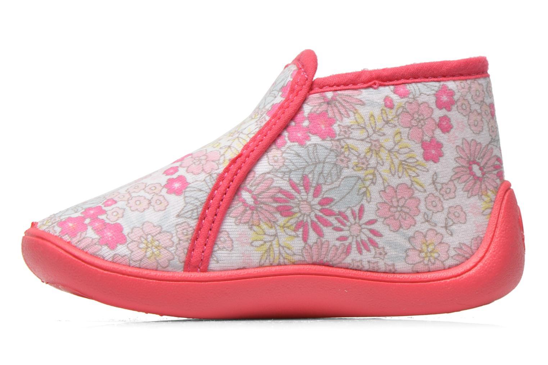 Pantoffels Petit bateau PB Arle F Roze voorkant