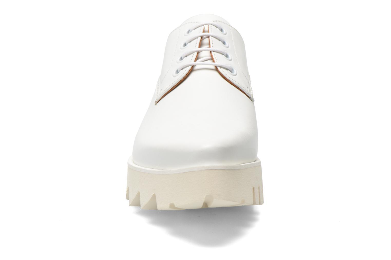 Chaussures à lacets Swear Nina 3 Blanc vue portées chaussures