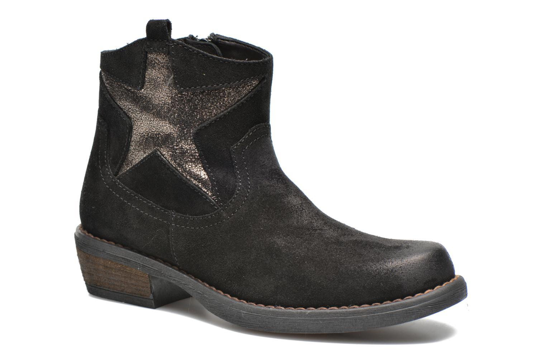 Bottines et boots Unisa Waylon Noir vue détail/paire