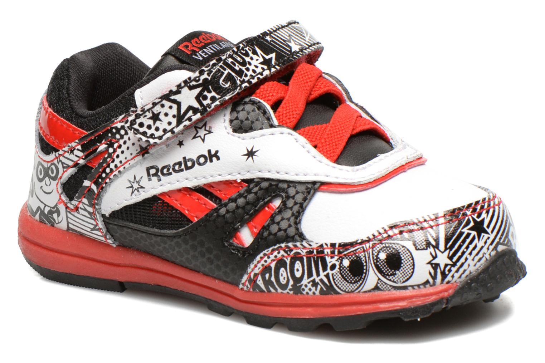 Sneakers Reebok Pixar Ventilator Wit detail