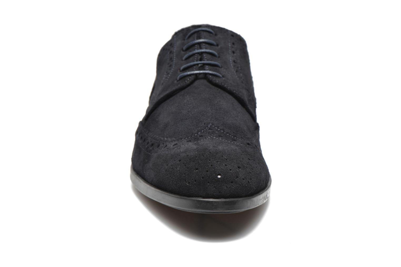 Chaussures à lacets Marvin&Co Thenich Bleu vue portées chaussures