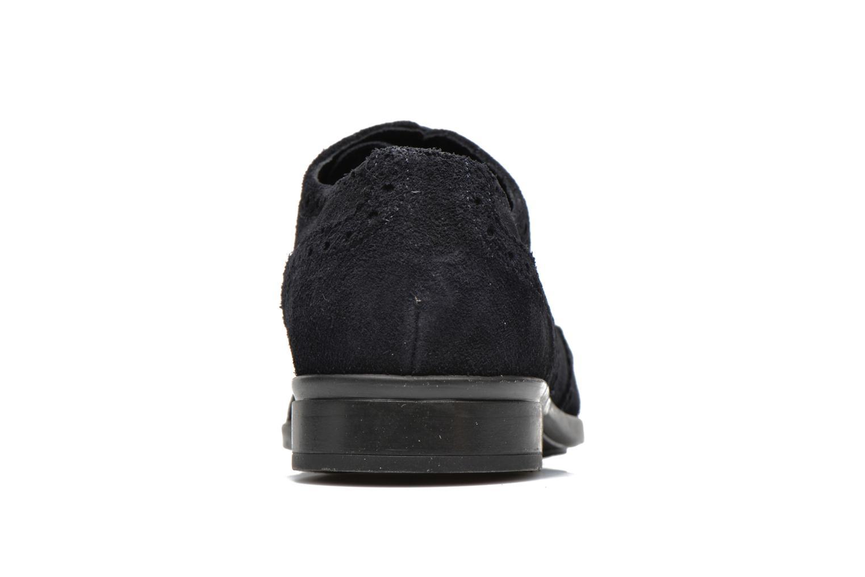 Chaussures à lacets Marvin&Co Thenich Bleu vue droite
