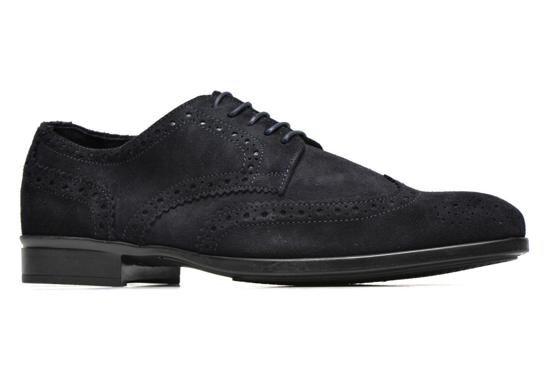 Chaussures à lacets Marvin&Co Thenich Bleu vue derrière