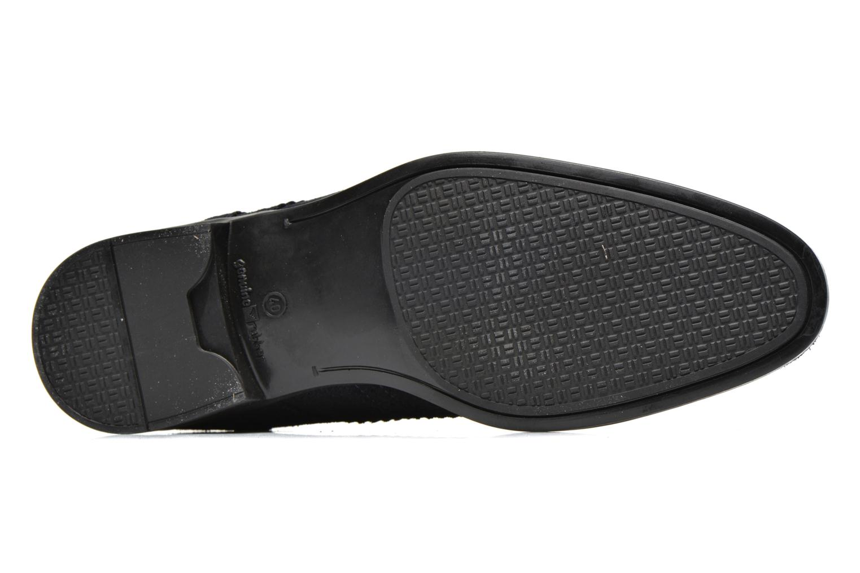 Chaussures à lacets Marvin&Co Thenich Bleu vue haut
