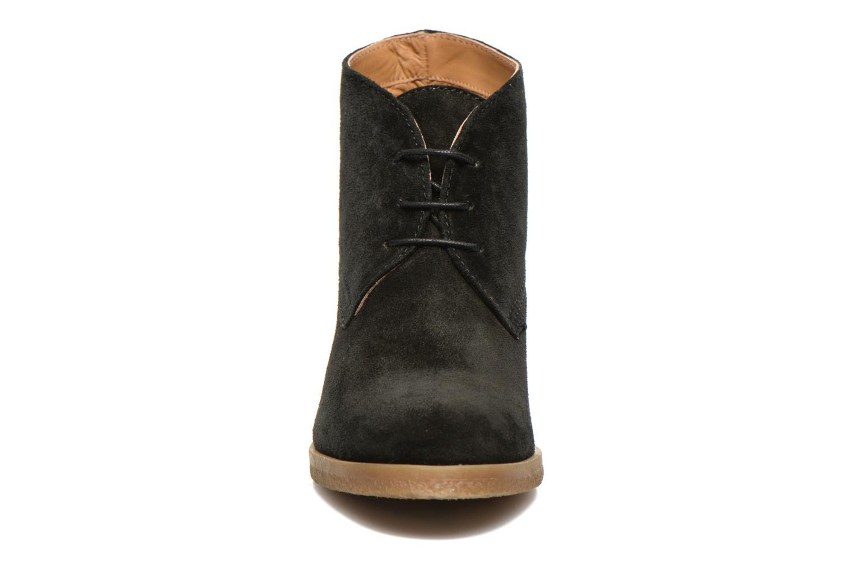 Bottines et boots Georgia Rose Jinventivo Noir vue portées chaussures
