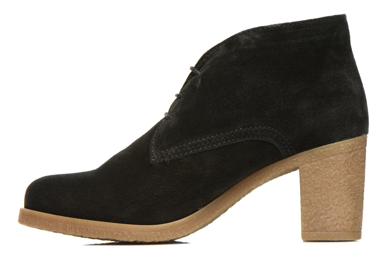 Stiefeletten & Boots Georgia Rose Jinventivo schwarz ansicht von vorne