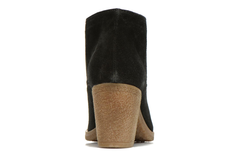 Stiefeletten & Boots Georgia Rose Jinventivo schwarz ansicht von rechts