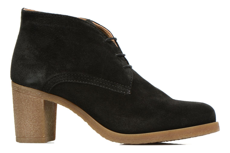 Bottines et boots Georgia Rose Jinventivo Noir vue derrière