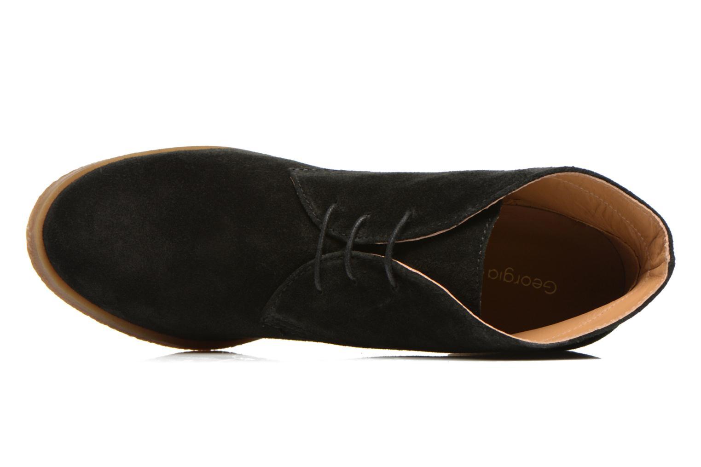 Stiefeletten & Boots Georgia Rose Jinventivo schwarz ansicht von links
