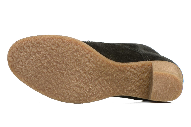 Bottines et boots Georgia Rose Jinventivo Noir vue haut