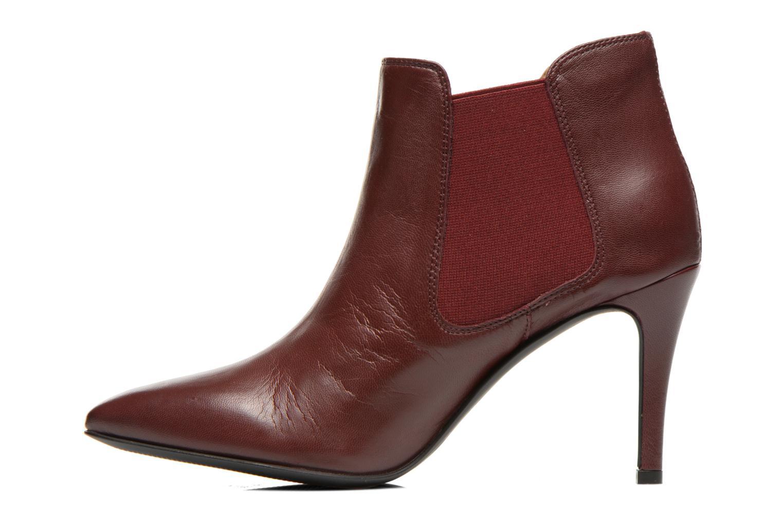 Bottines et boots Georgia Rose Jorosa Bordeaux vue face