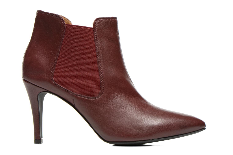 Bottines et boots Georgia Rose Jorosa Bordeaux vue derrière