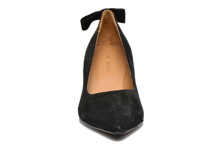 Escarpins Georgia Rose Jaweste Noir vue portées chaussures