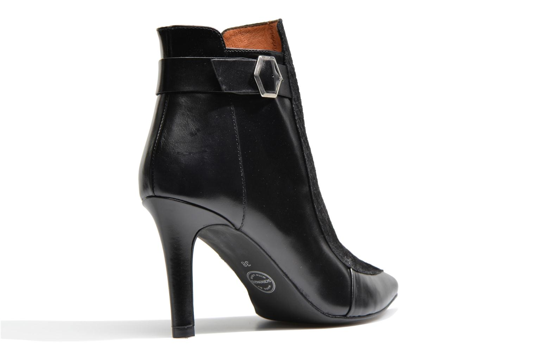 Bottines et boots Made by SARENZA Pop Party #3 Noir vue face