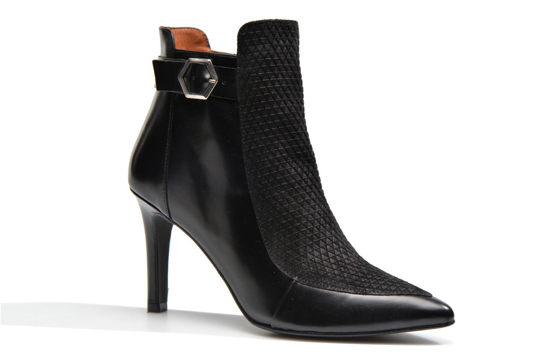 Bottines et boots Made by SARENZA Pop Party #3 Noir vue droite