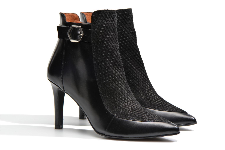 Bottines et boots Made by SARENZA Pop Party #3 Noir vue derrière
