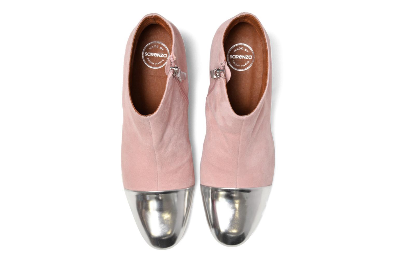 Boots en enkellaarsjes Made by SARENZA Donut hut #7 Roze model