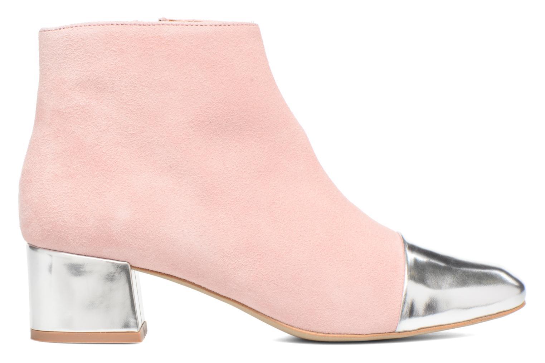 Bottines et boots Made by SARENZA Donut hut #7 Rose vue détail/paire