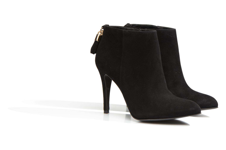 Bottines et boots Made by SARENZA Smoking Simone #5 Noir vue derrière