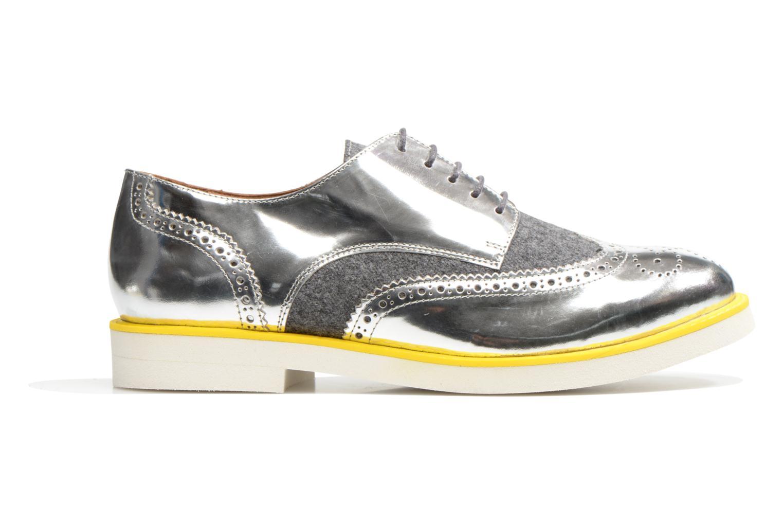 Nuevos zapatos para hombres y mujeres, descuento por tiempo limitado Made by SARENZA Busy Girl Chaussures à Lacets #3 (Plateado) - Zapatos con cordones en Más cómodo