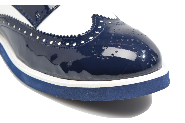Schnürschuhe Made by SARENZA Busy Girl Chaussures à Lacets #3 blau ansicht von links