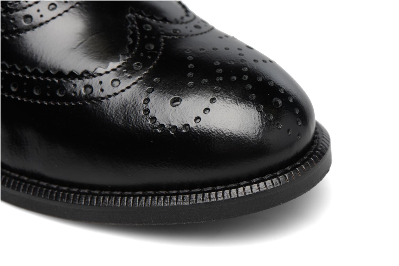 90's Girls Gang Chaussures à Lacets #5 Abamar noir 02