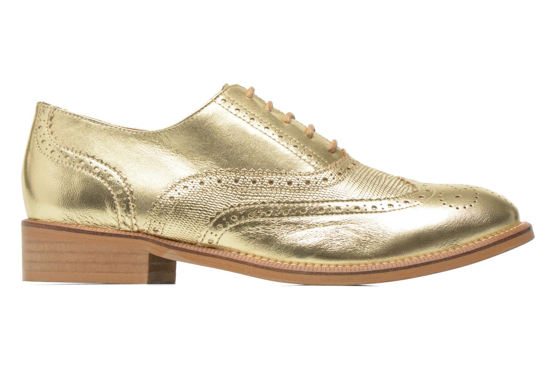 90's Girls Gang Chaussures à Lacets #5 Galamy doré + Guylam