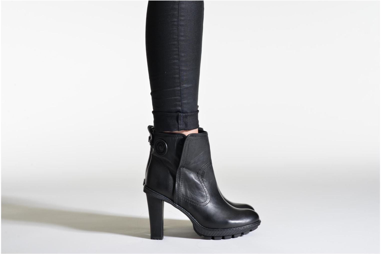 Stiefeletten & Boots Pataugas Fanny/N schwarz ansicht von unten / tasche getragen