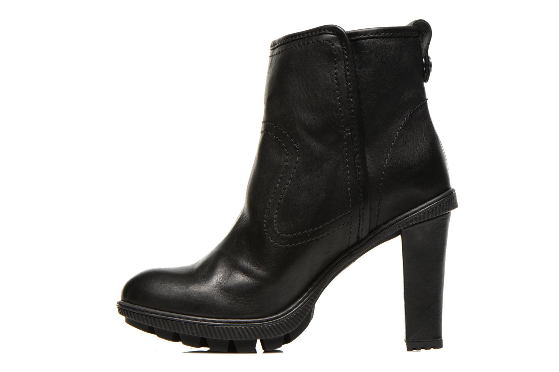 Stiefeletten & Boots Pataugas Fanny/N schwarz ansicht von vorne