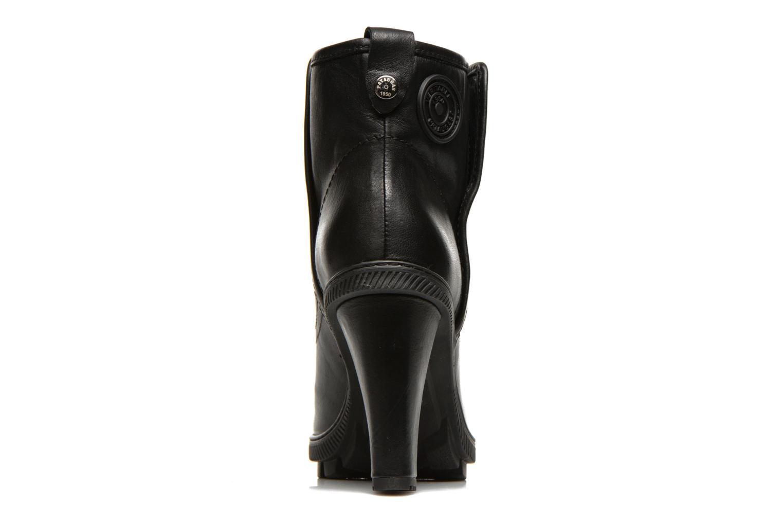 Stiefeletten & Boots Pataugas Fanny/N schwarz ansicht von rechts