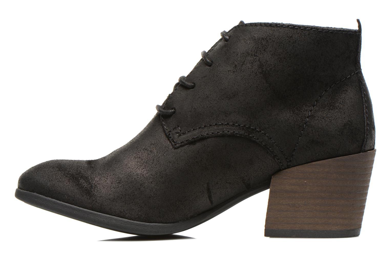 Bottines et boots Madison Vechou Noir vue face