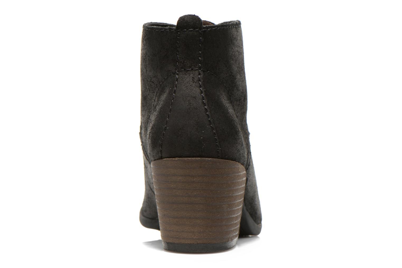 Bottines et boots Madison Vechou Noir vue droite