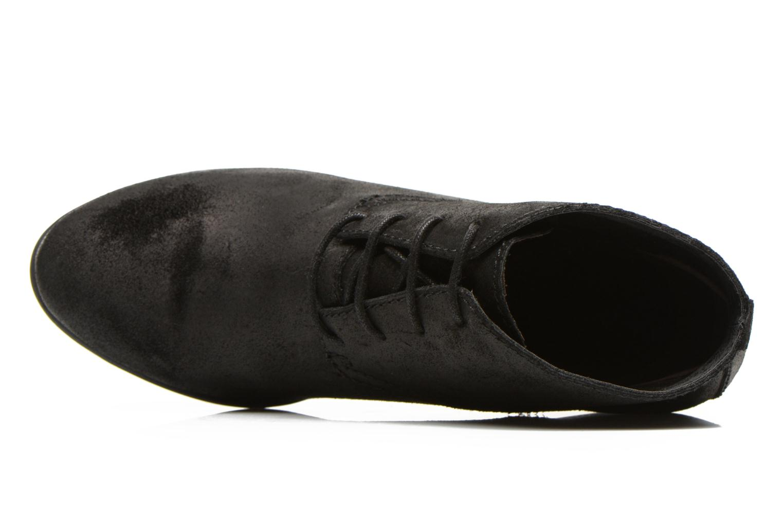 Bottines et boots Madison Vechou Noir vue gauche