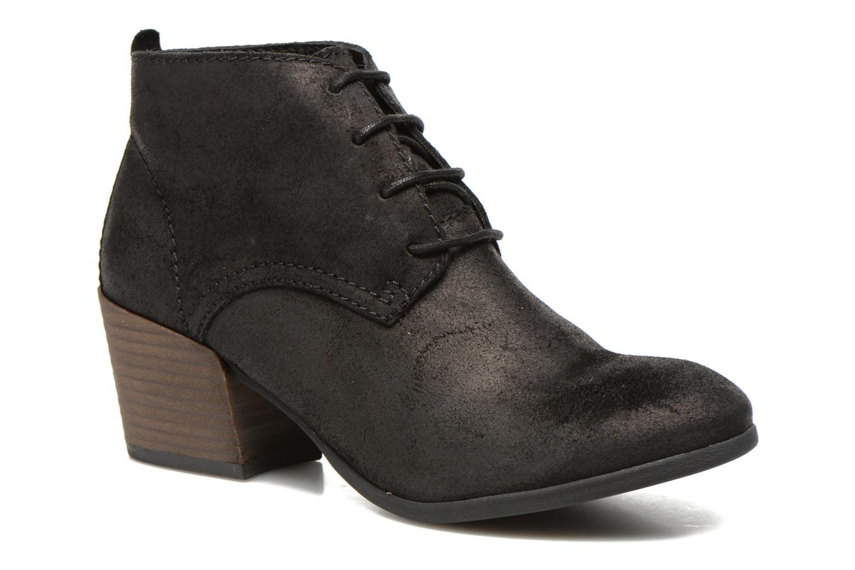 Bottines et boots Madison Vechou Noir vue détail/paire