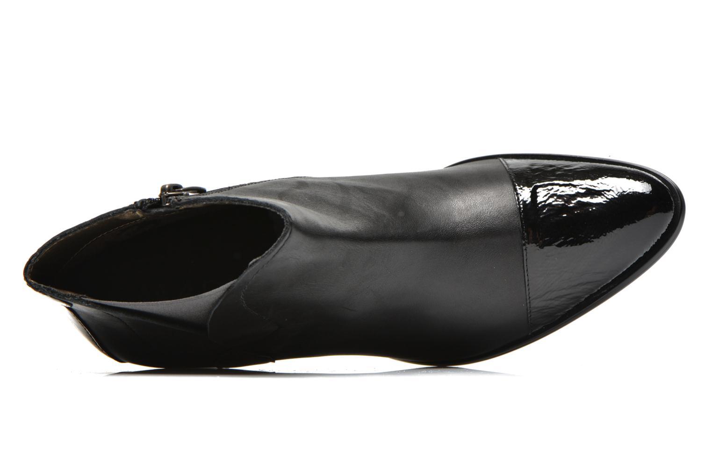 Areto noir/ vernis noir