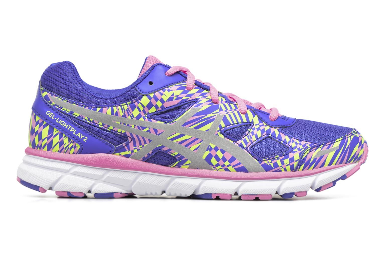 Chaussures de sport Asics GEL-LIGHTPLAY 2 GS Violet vue derrière