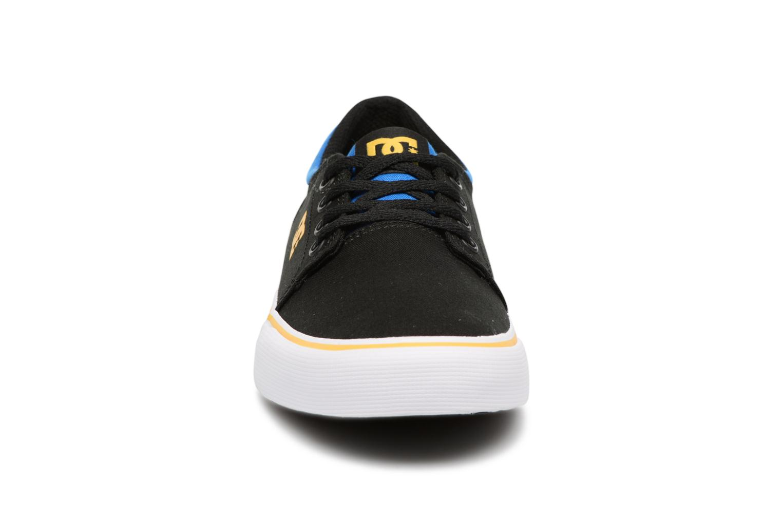 Trainers DC Shoes TRASE TX Kids Black model view