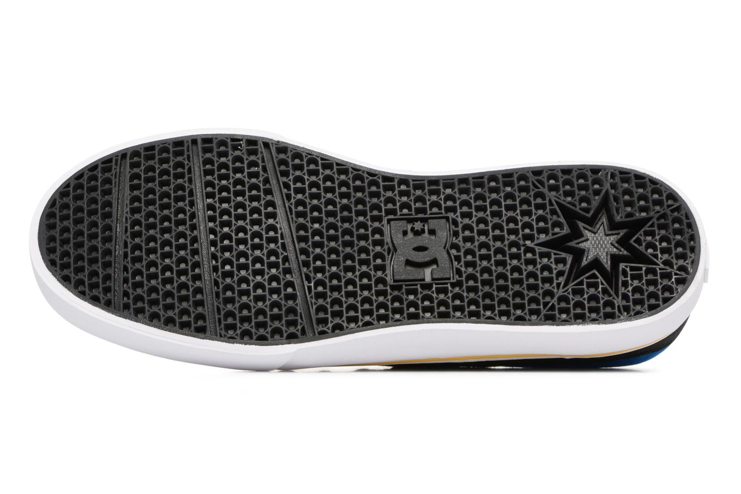 Trainers DC Shoes TRASE TX Kids Black view from above