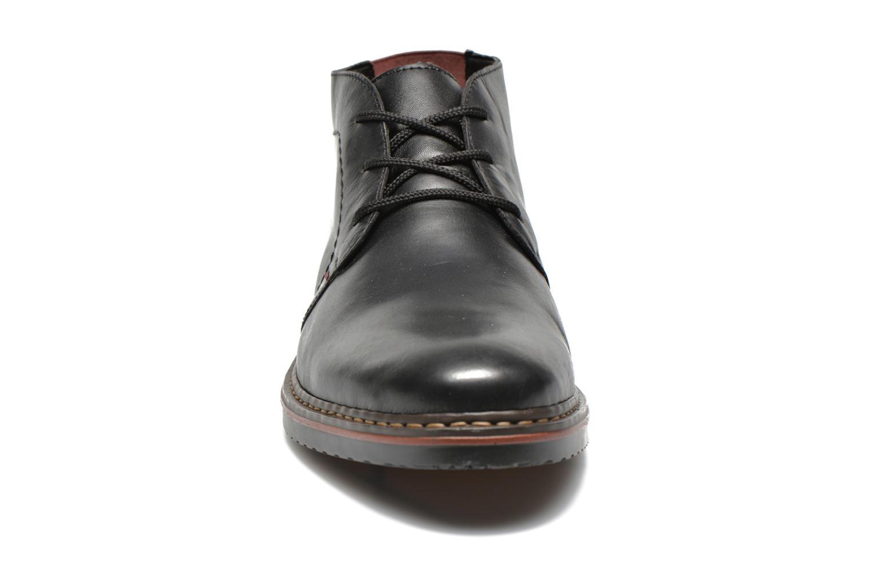 Chaussures à lacets Rieker Martin 30423 Noir vue portées chaussures