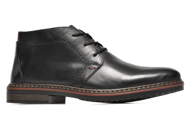 Chaussures à lacets Rieker Martin 30423 Noir vue derrière