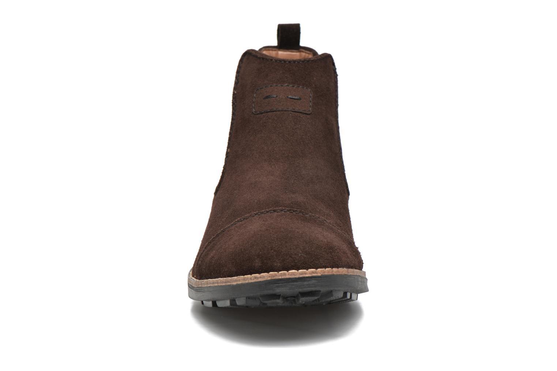 Bottines et boots Rieker Five 36063 Marron vue portées chaussures